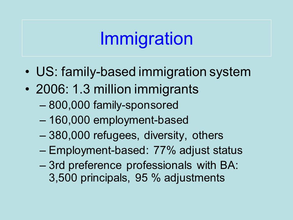 Philip Martin: H-1B Attestation and PERM Labor Certification. - ppt ...