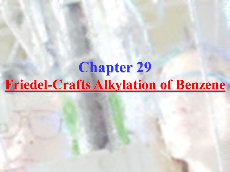 friedel crafts alkylation lab