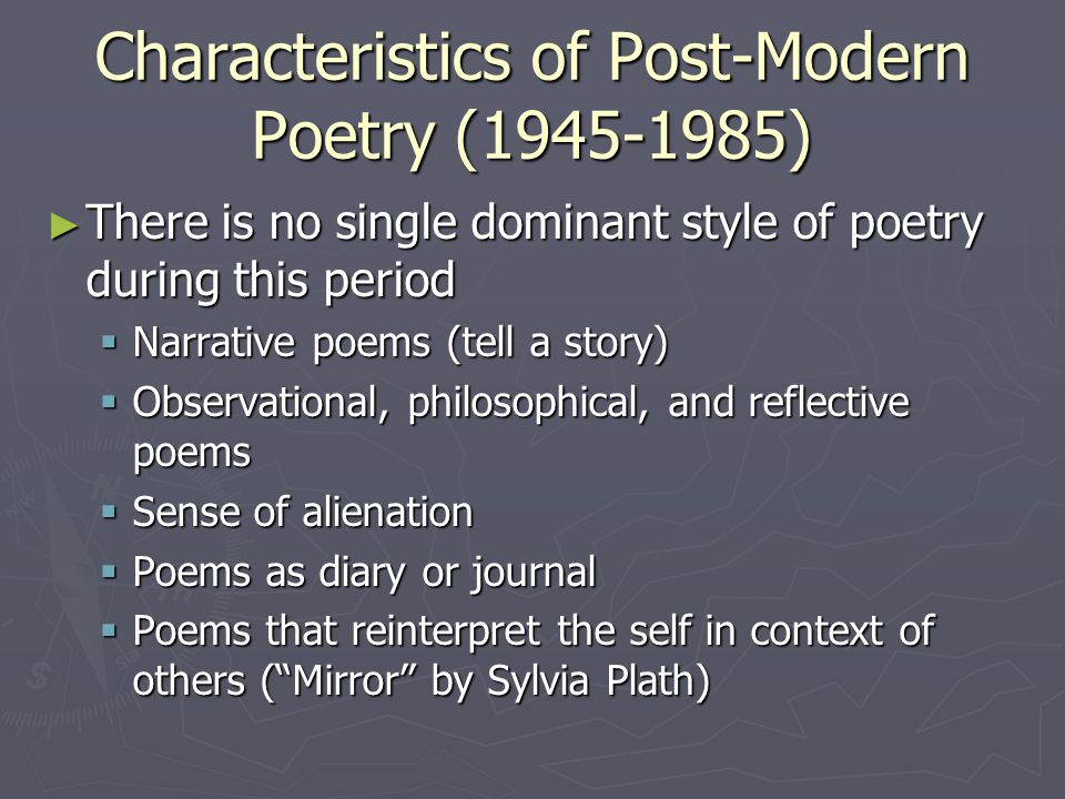 characteristics of modern world Modern age characteristics the concept of the modern world as distinct from an ancient or medieval world rests on a sense that the modern world is not just another erain history, but rather the result of a new type of change.