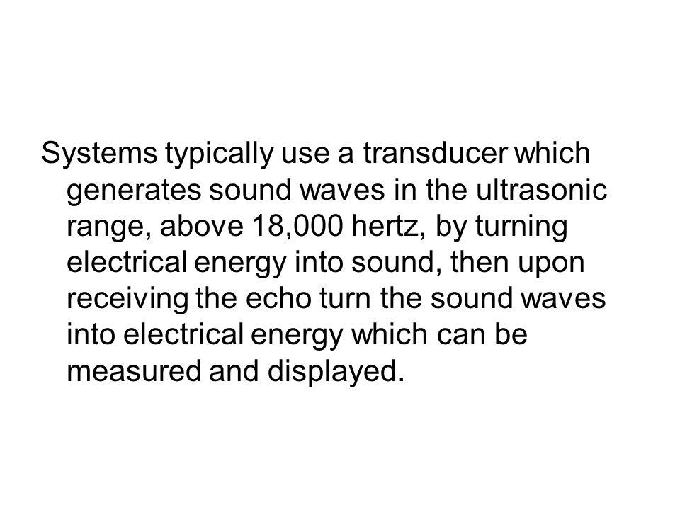 Ultrasonic Sensor Made By: 1 Hadeer Radwan 2 Alaa Mustafa 3 Amany