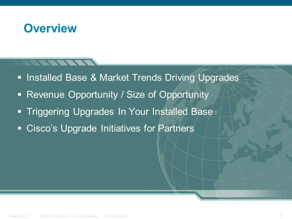 2006 Cisco Systems, Inc  All rights reserved Cisco