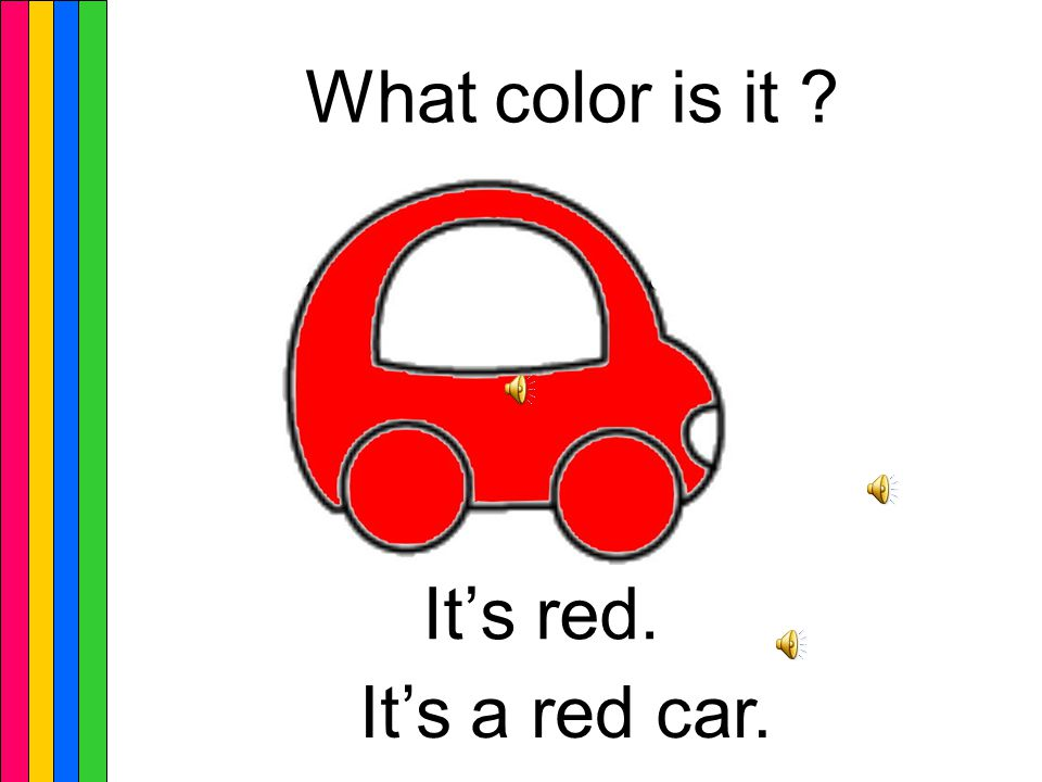 It's red. What color is it It's a red turtle.