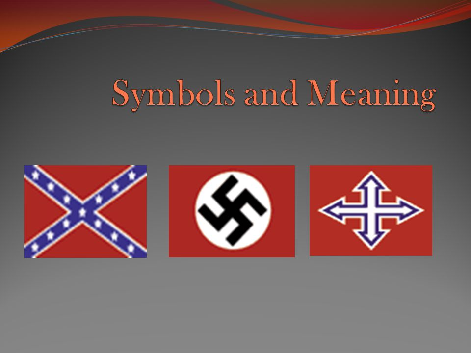 General Racist Symbol Also Known As Na Traditional Useorigins