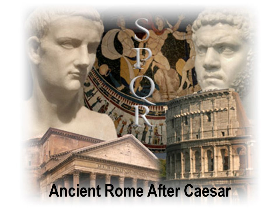 Ancient Rome After Caesar