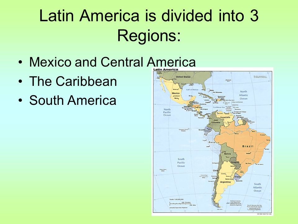 Latin America\'s Physical Geography EQ: What are ...