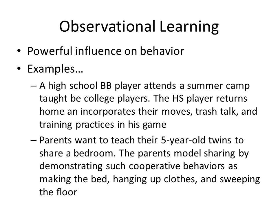 Observational learning unit 7: learning ap psychology mr. Ng.