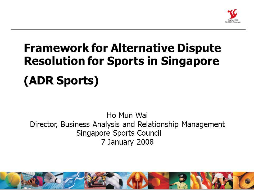 Singapore nsa relationship