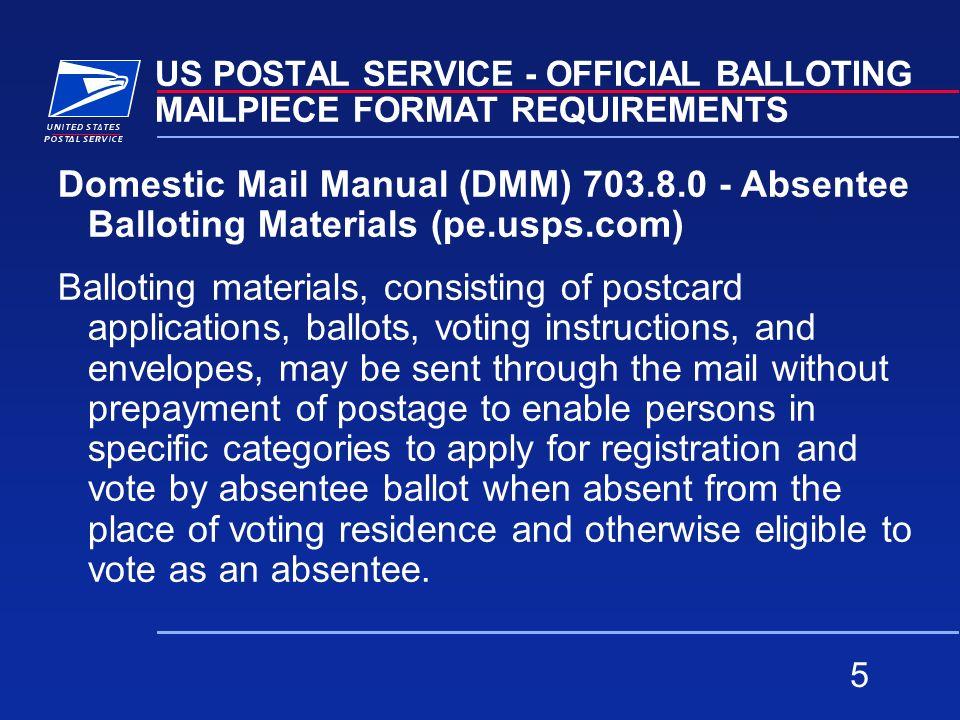 1 United States Postal Service Welcome Tami Koenig Mailpiece Design