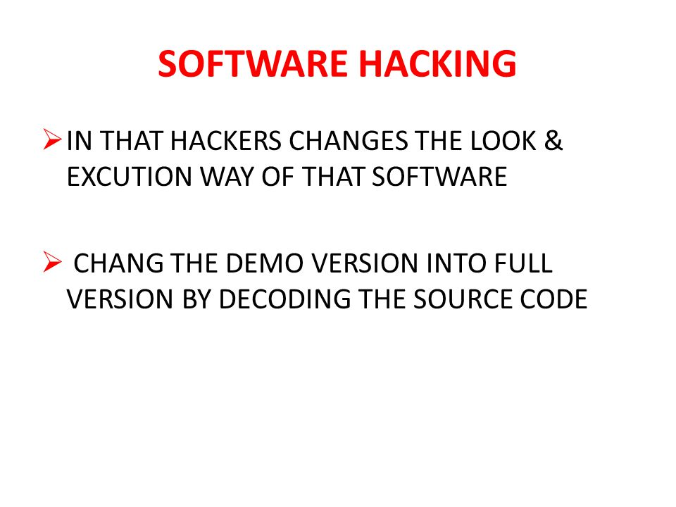 How To Crack A Demo Software Into Full Version