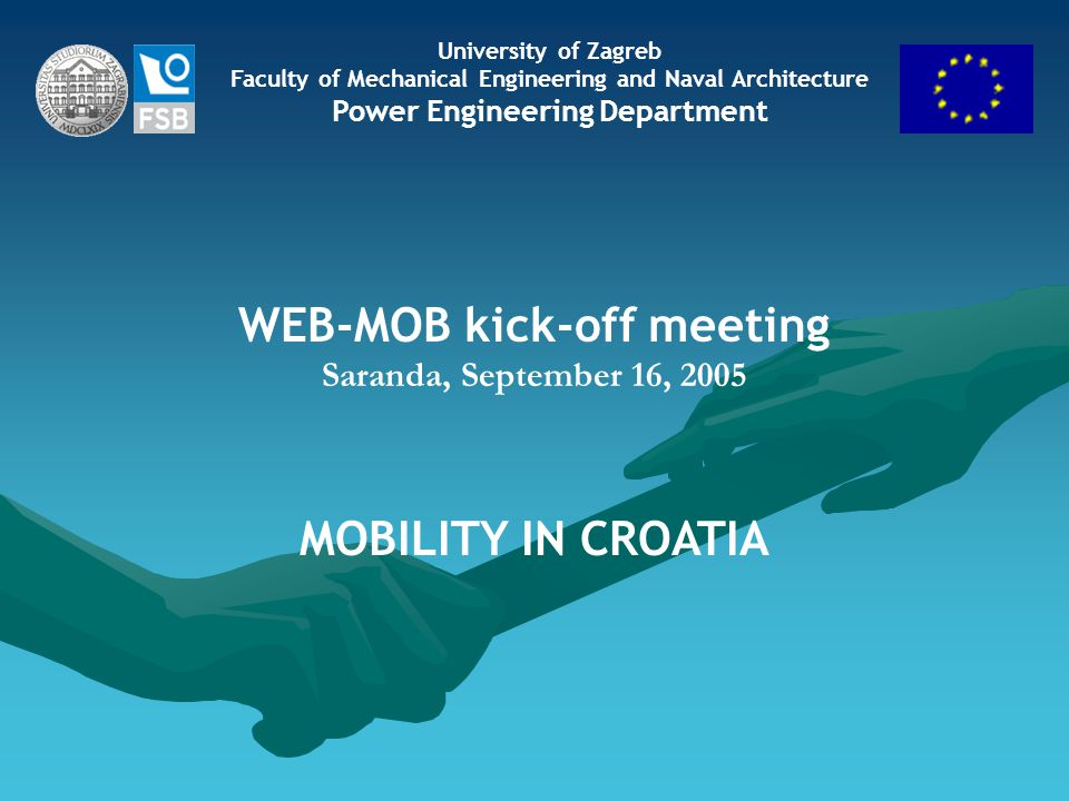 university of zagreb faculty of mechanical engineering and naval