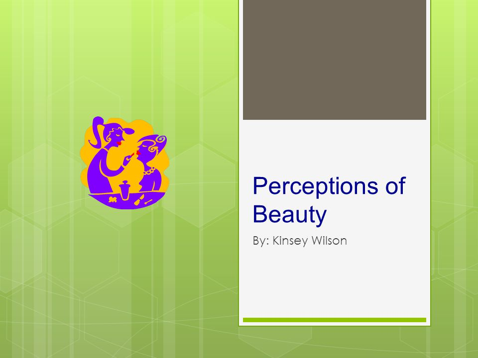 perception of beauty in different cultures