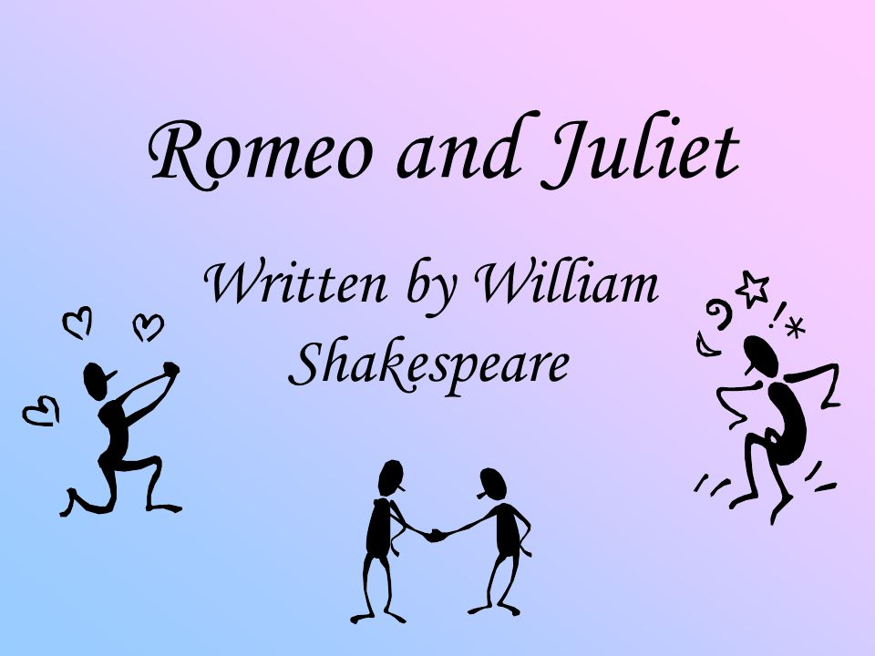 romeo and juliet friendship theme