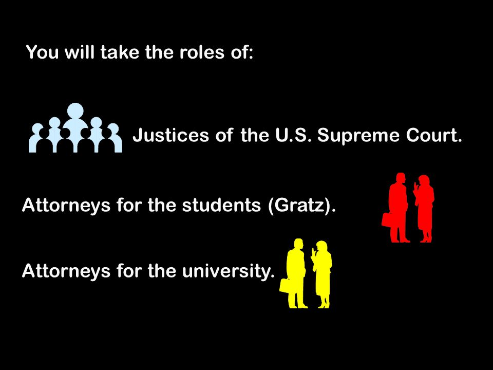 The university has a right to ensure that its student body is diverse.