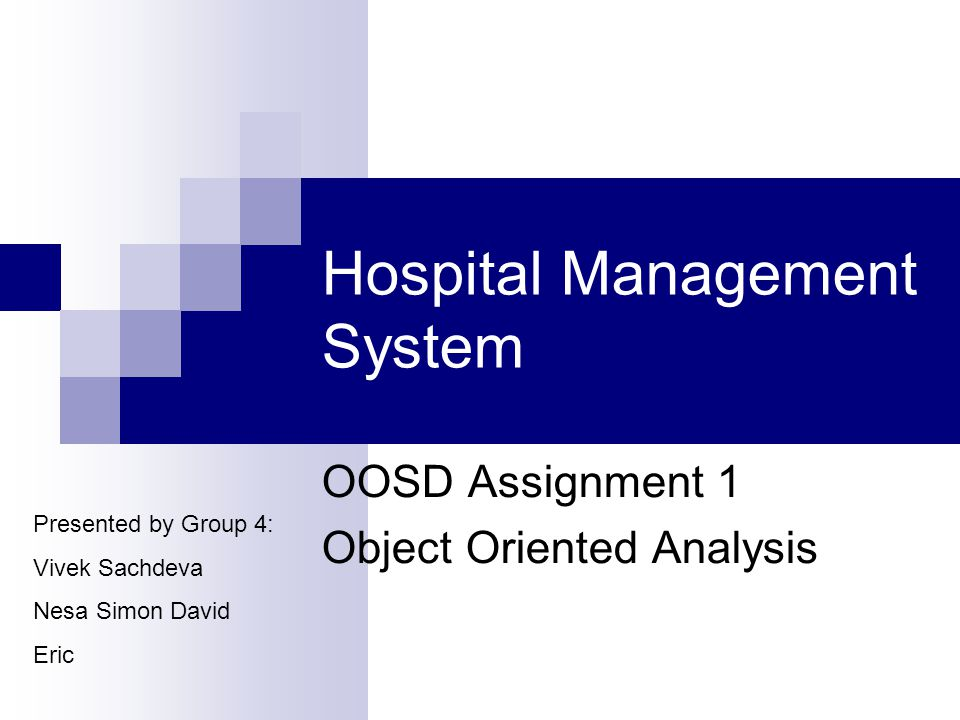 literature review on online hospital management system The university management system (ums), an online portal of university, is one such innovative step of the university to provide vital information regarding academics and other university logistics for assisting the university students, their parents and the staff.