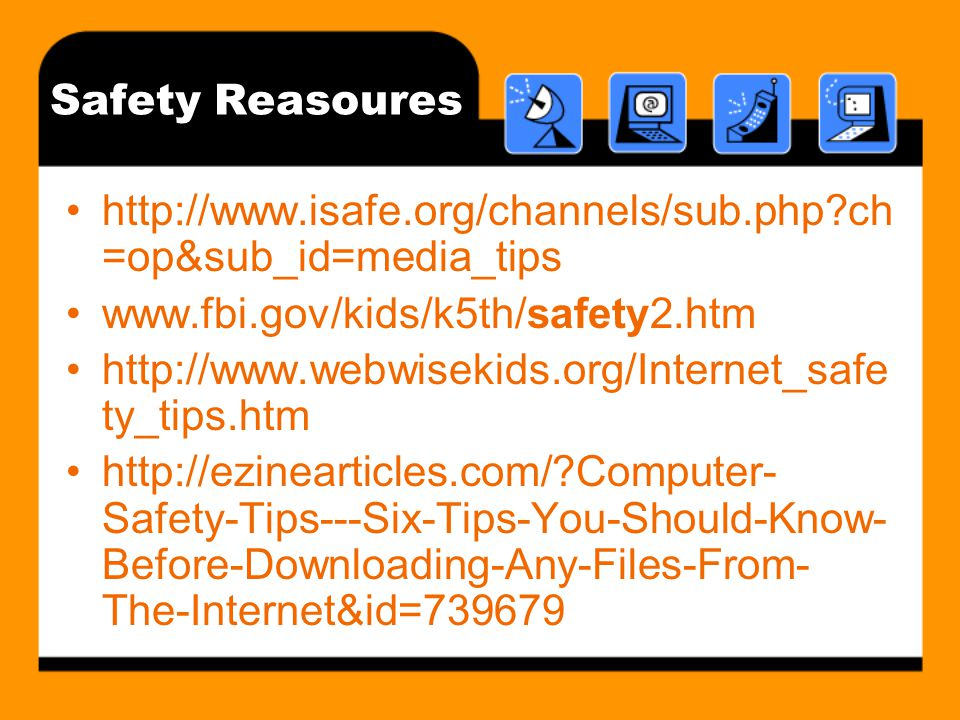 Safe Surfing Tips Internet Safety Tips for Teens By