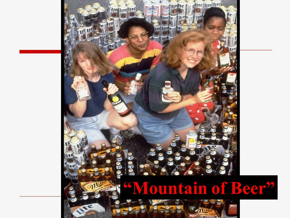 Mountain of Beer