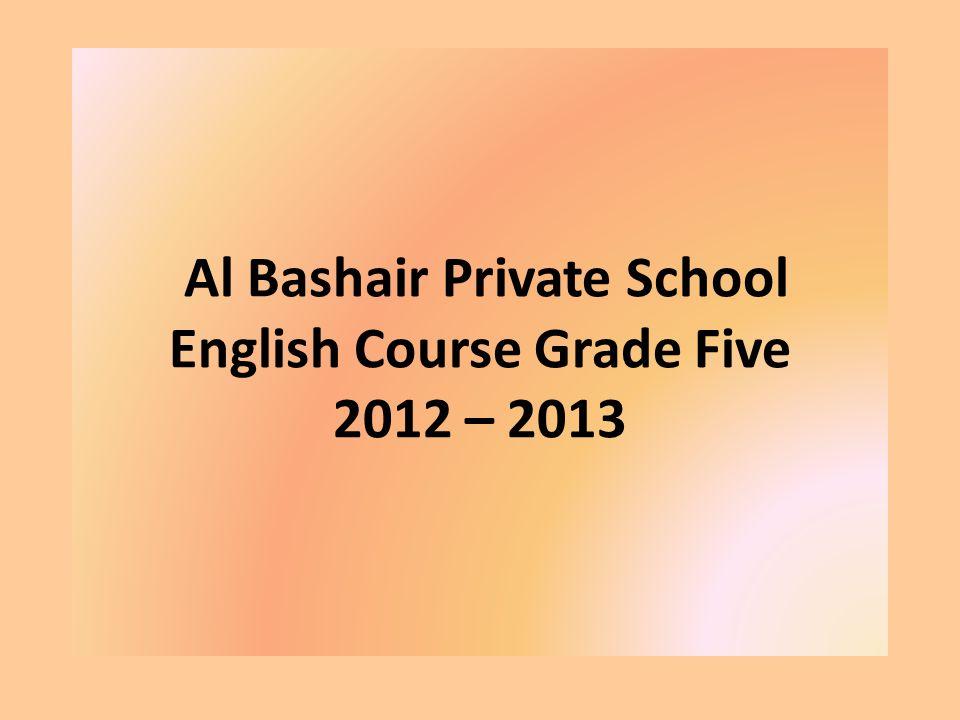 al bashair private school homework