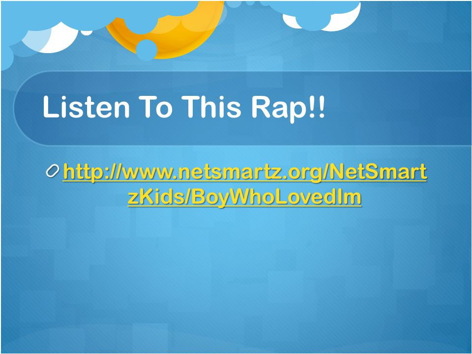 Listen To This Rap!.