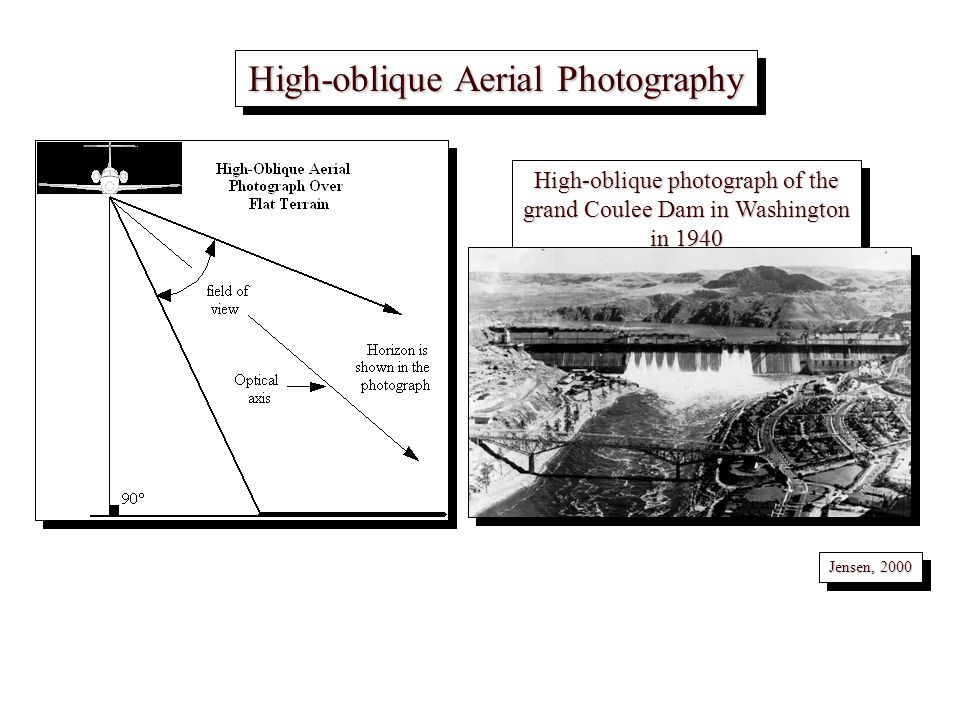 6 High Oblique Photograph Of The Grand Coulee Dam In Washington 1940 Aerial Photography Jensen 2000