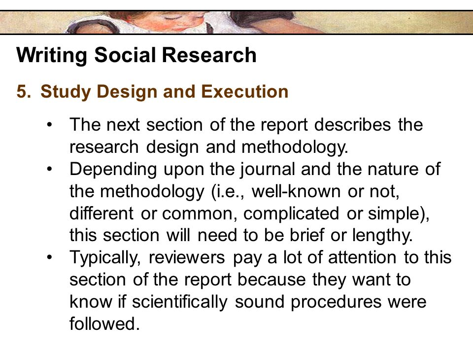 why do we need social research