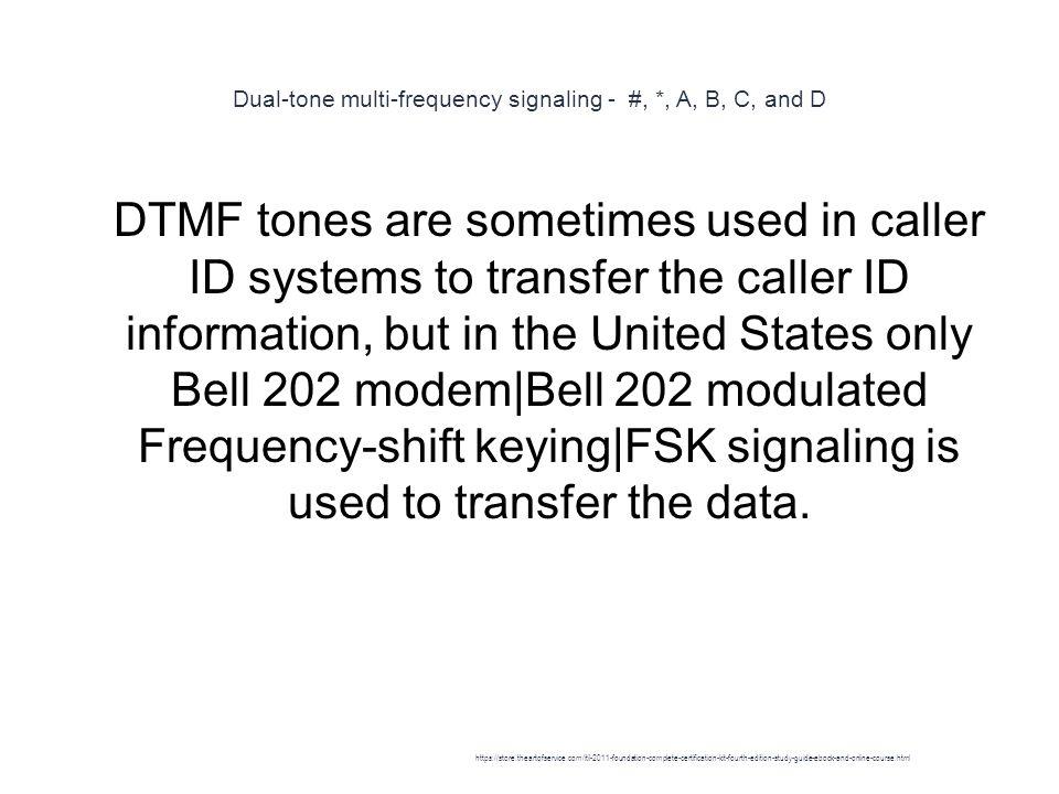 DTMF - ppt download