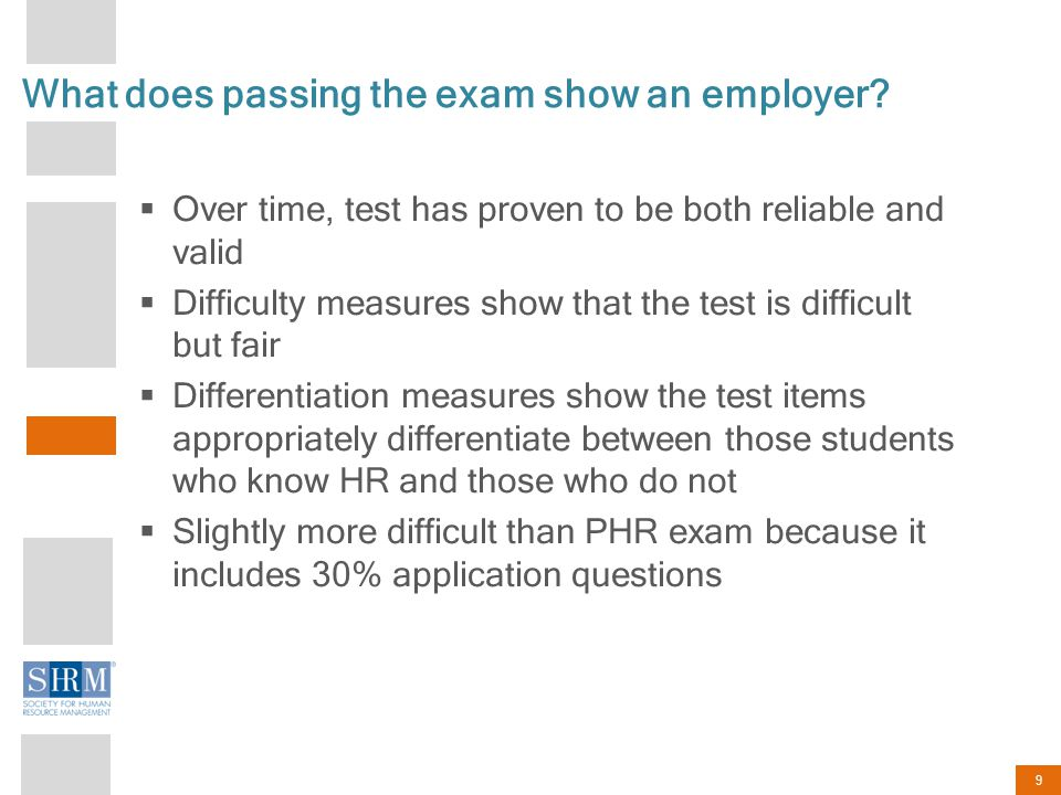 An Employer Update On The Shrm Assurance Of Learning Assessment