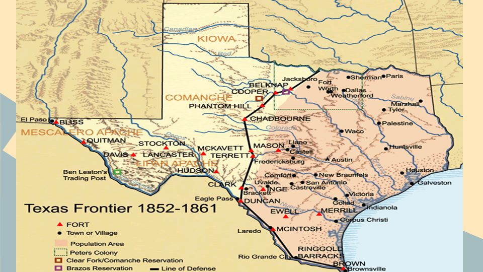 Indian Wars Chapter ppt video online download on native americans in texas map, texas great plains map, texas public lands map, texas media markets map, texas texas map, texas history map, texas vermont map, texas federal lands map, texas railroads map, texas highways map, texas indian tribe locations, texas indian tribes map, texas battlefields map, texas new york map, texas indian wars map, texas early 1800s, texas towns map, texas bureau of land management map, texas parks map, texas mexico map,