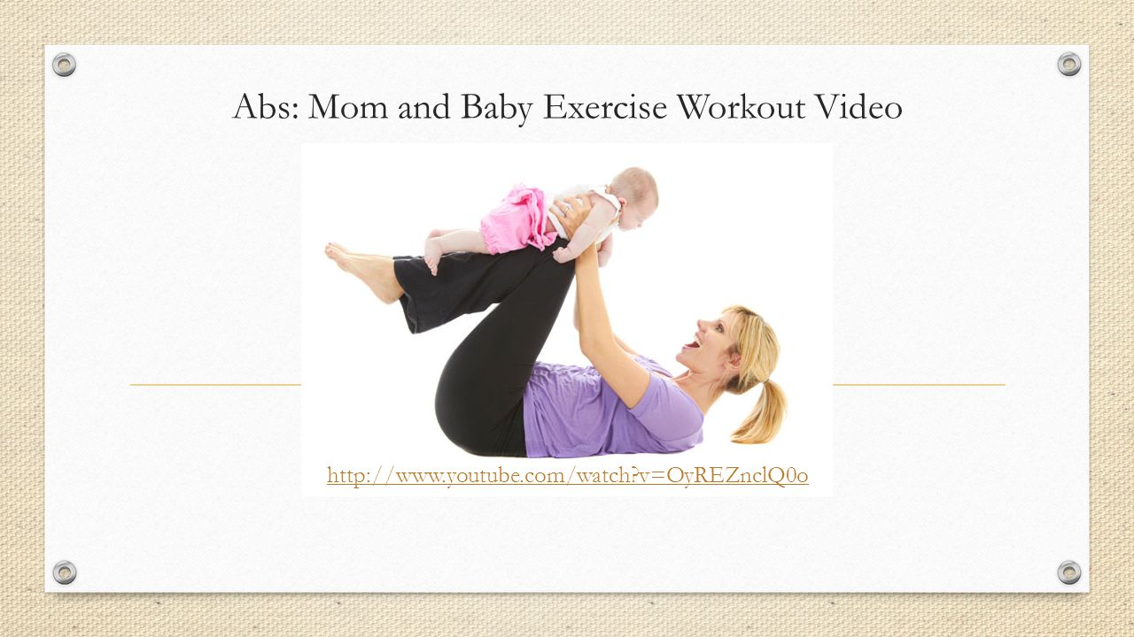 0c7425754cdb The Importance of Postnatal Exercise Exercise for Mother and Baby ...