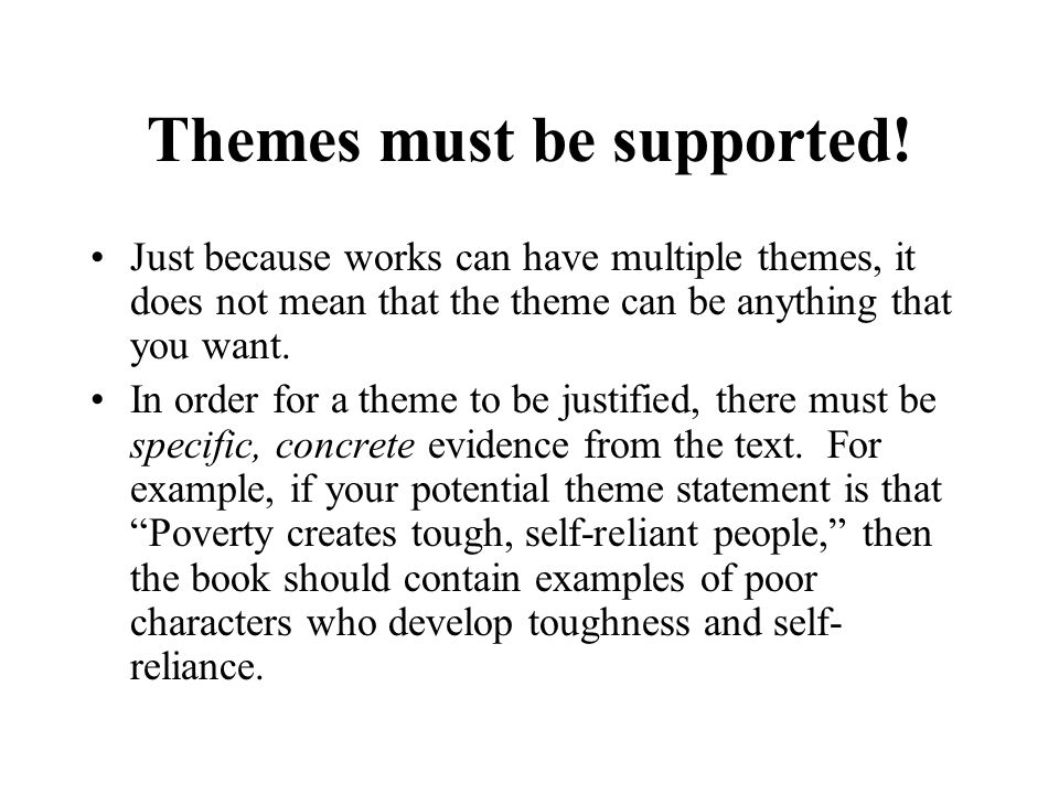 thematic statement for to kill a mockingbird