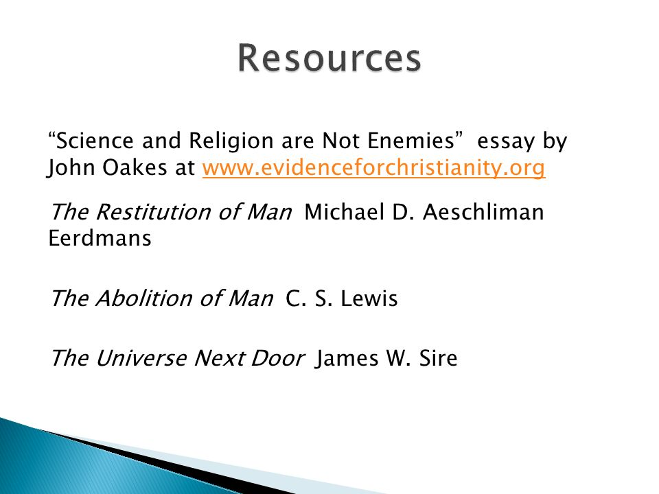 essay on religion and science Science and religion are the main components of the ongoing national debate about the teaching of evolution in our public schools (peshkin 46)various religions reject or ignore the contributions of science, arguing that science displaces god, questions religious belief, and degrades morality (molloy 547.