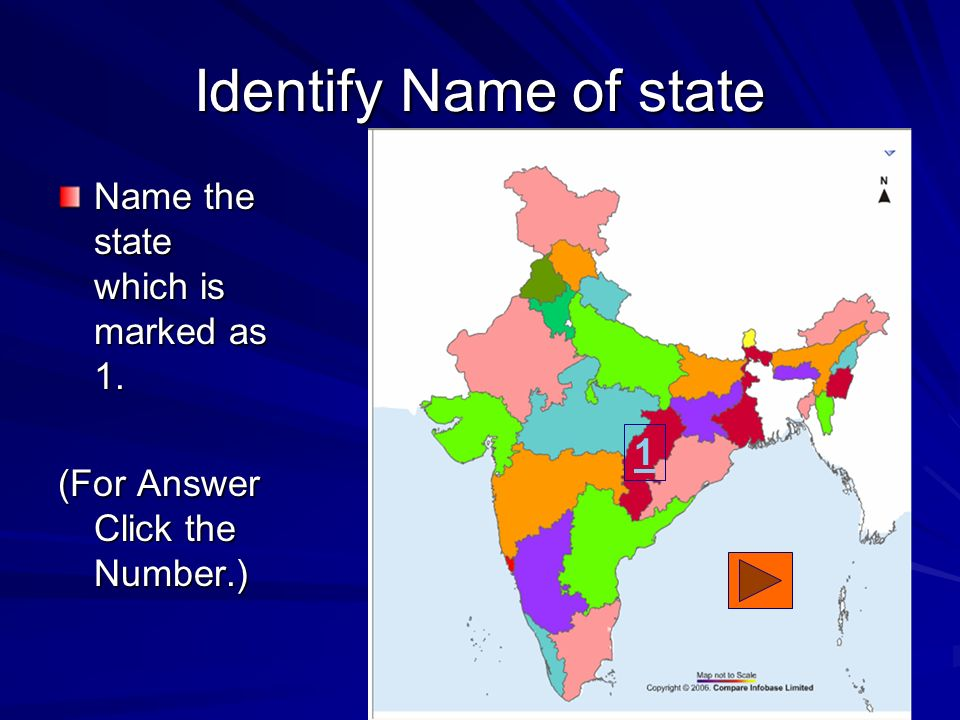 INDIA MAP ACTIVITY LEARN THE NAME Identify all state names ... on highlight states on map, 50 states map, identify us states map, identify the 50 states,