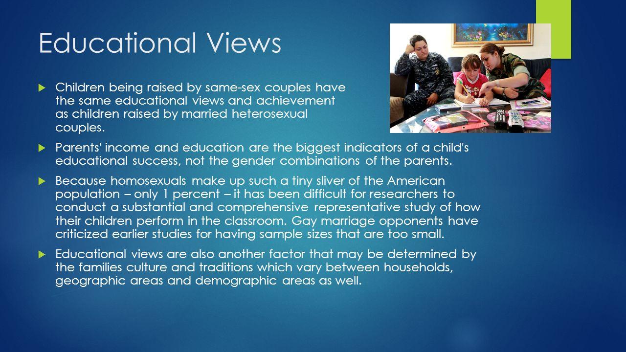 Heterosexual parents — 10