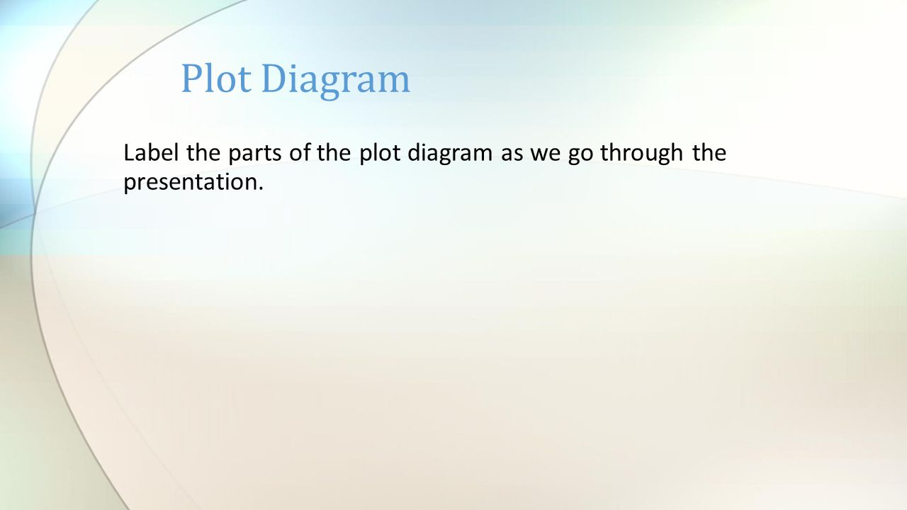 Come in and sharpen pencils clear desks and take out a book to read 4 label the parts of the plot diagram as we go through the presentation plot diagram ccuart Images