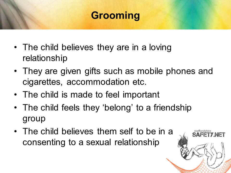 Child Sexual Exploitation Definition Sexual Exploitation Of Children And Young People Under 18 Involves Exploitative Situations Contexts And Relationships Ppt Download