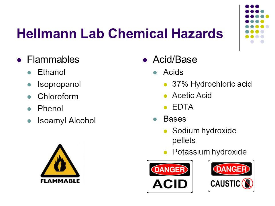 Hellmann Lab Safety and Operational Guidelines Chris Brown