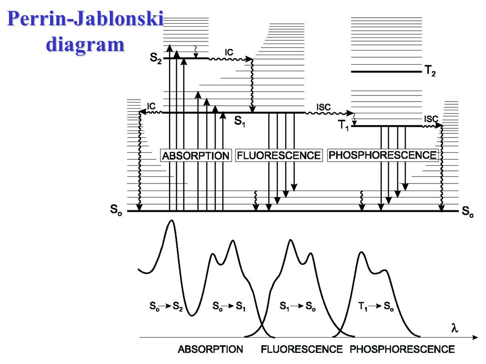 Fluorescence Spectroscopy Part I Background Perrin Jablonski
