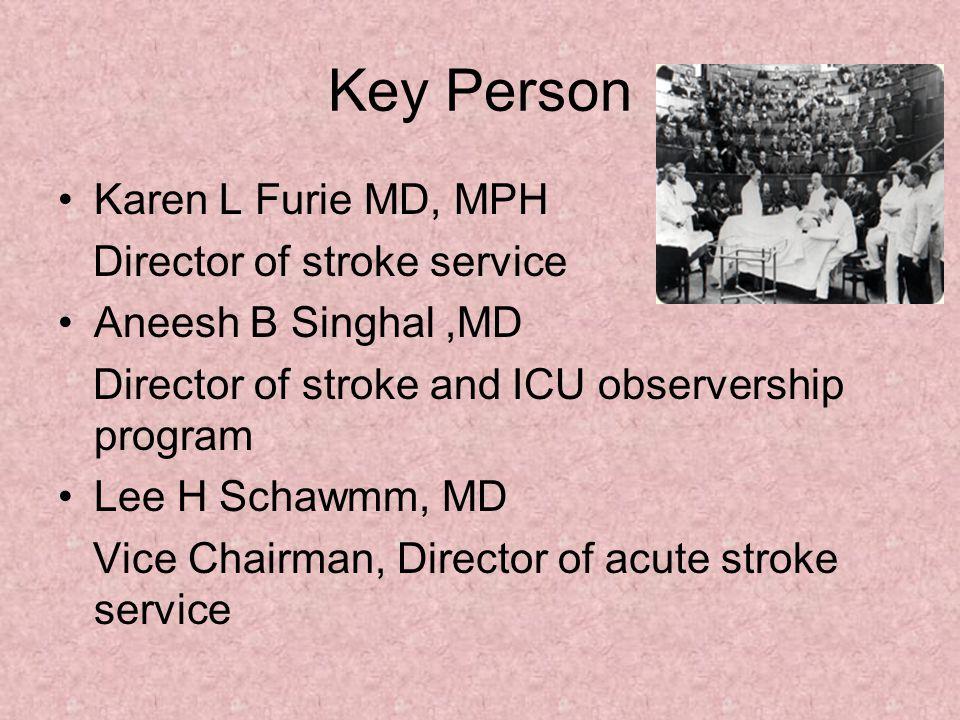 Stroke Observership Program At Massachusetts General
