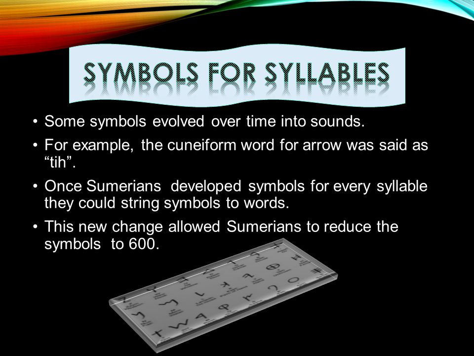 The Earliest Writing Systems Evolved At The Same Time In Egypt And