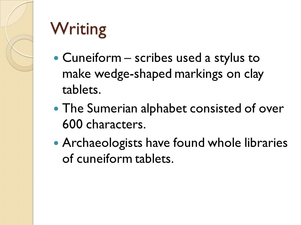 Early Civilizations in the Fertile Crescent (3500 B C E