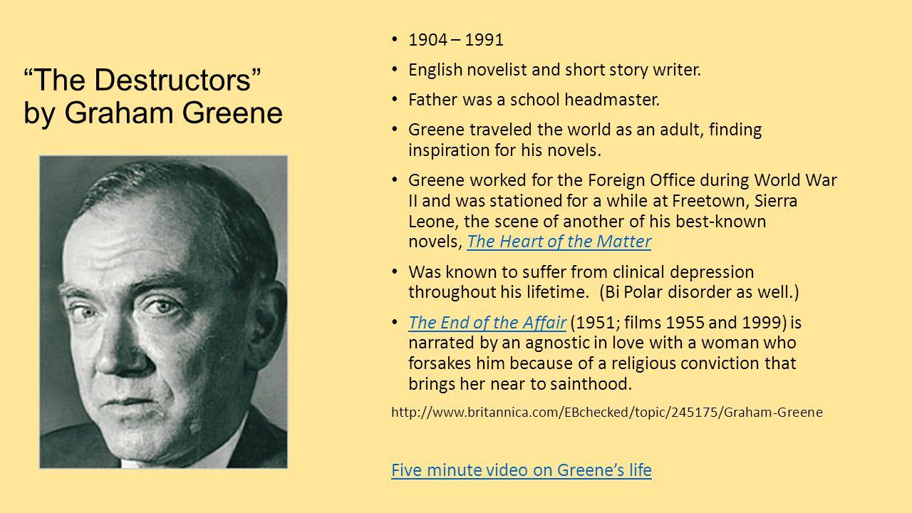graham greene writer