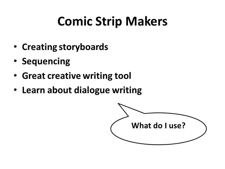 creative writing tool