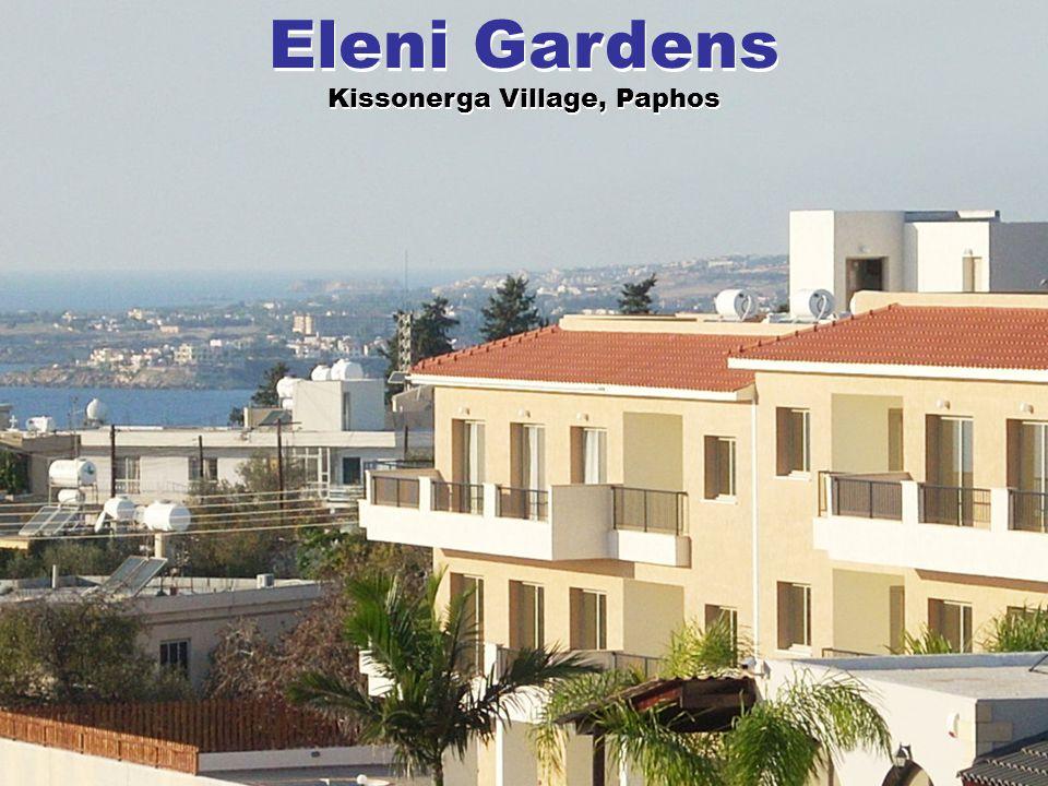 Eleni Gardens Kissonerga Village Paphos Eleni Gardens Kissonerga
