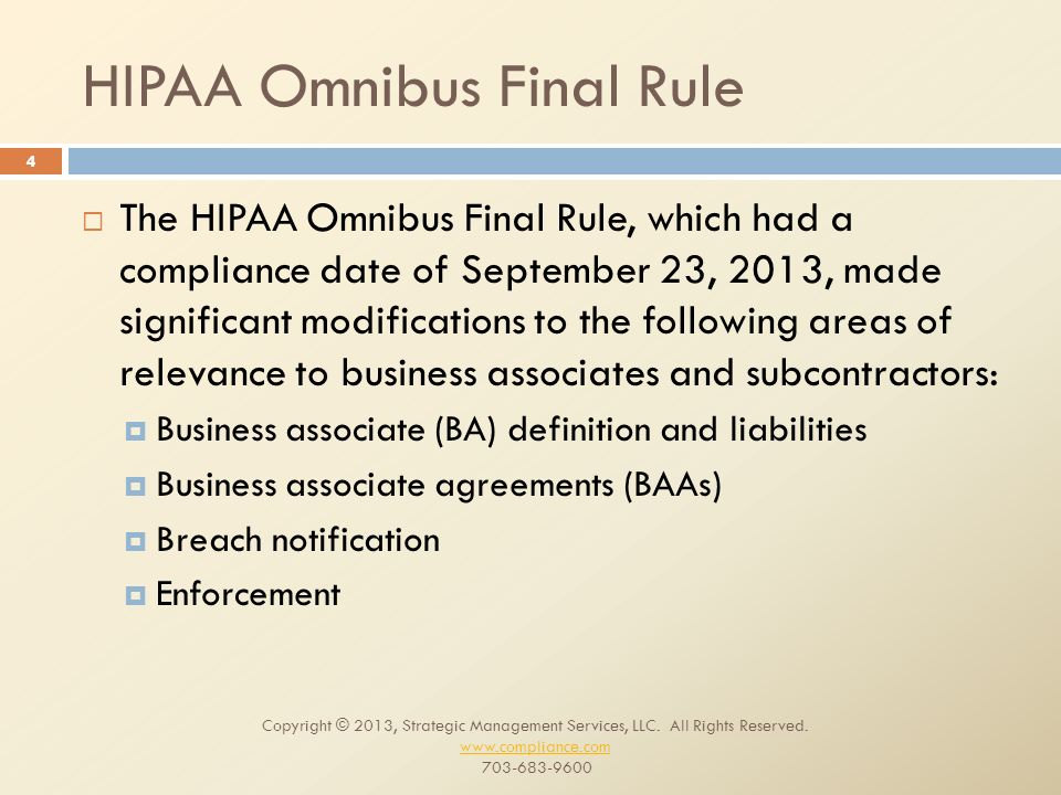 Complying With Hipaa Business Associate Requirements Quick Cost