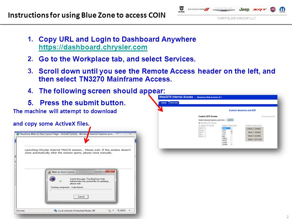 Coin Accessed Through Bluezone Training New Webcoin System For Ecci
