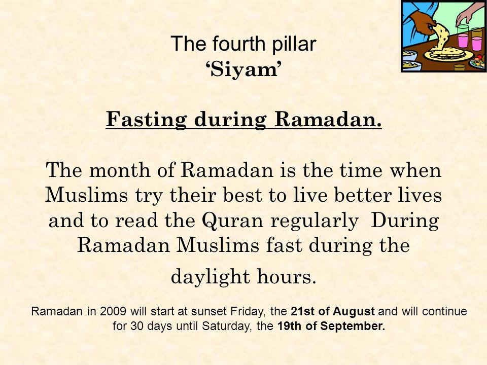 The Five Pillars of Islam Faith Prayer Charity Fasting