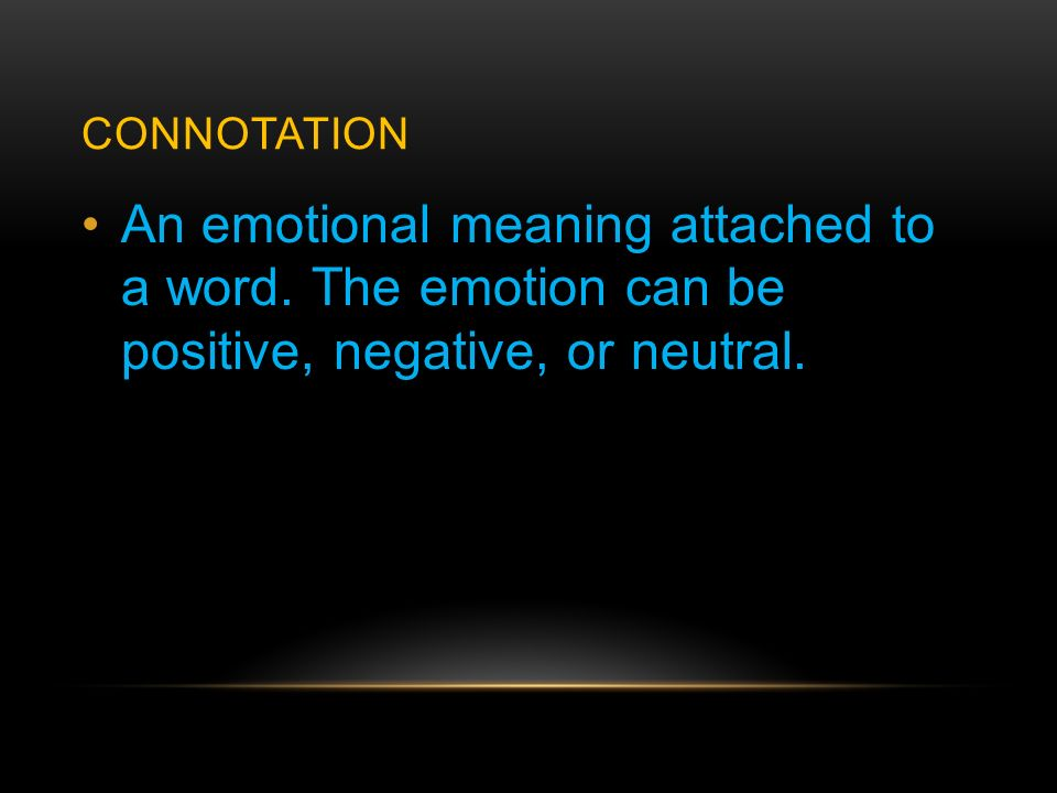 The Nuances Of Emotion And Language >> L 8 5 Demonstrate Understanding Of Figurative Language Word