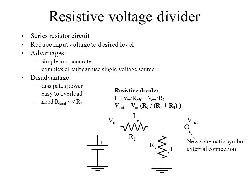Basic electronics Optical interfaces: Detect and control. - ppt download