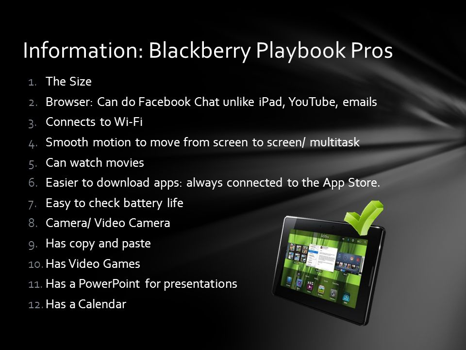 By Tasfia Ahsan  Blackberry Playbook 1 Price 16 GB for only