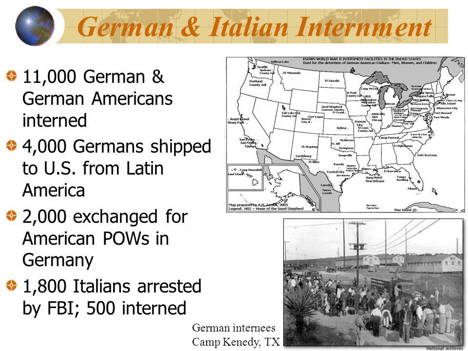 Refugees & Alien Internment in World War II HIS ppt download