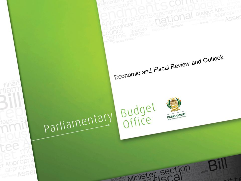 Economic and Fiscal Review and Outlook